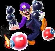 Waluigi & Bob-ombs, Mario Party 9