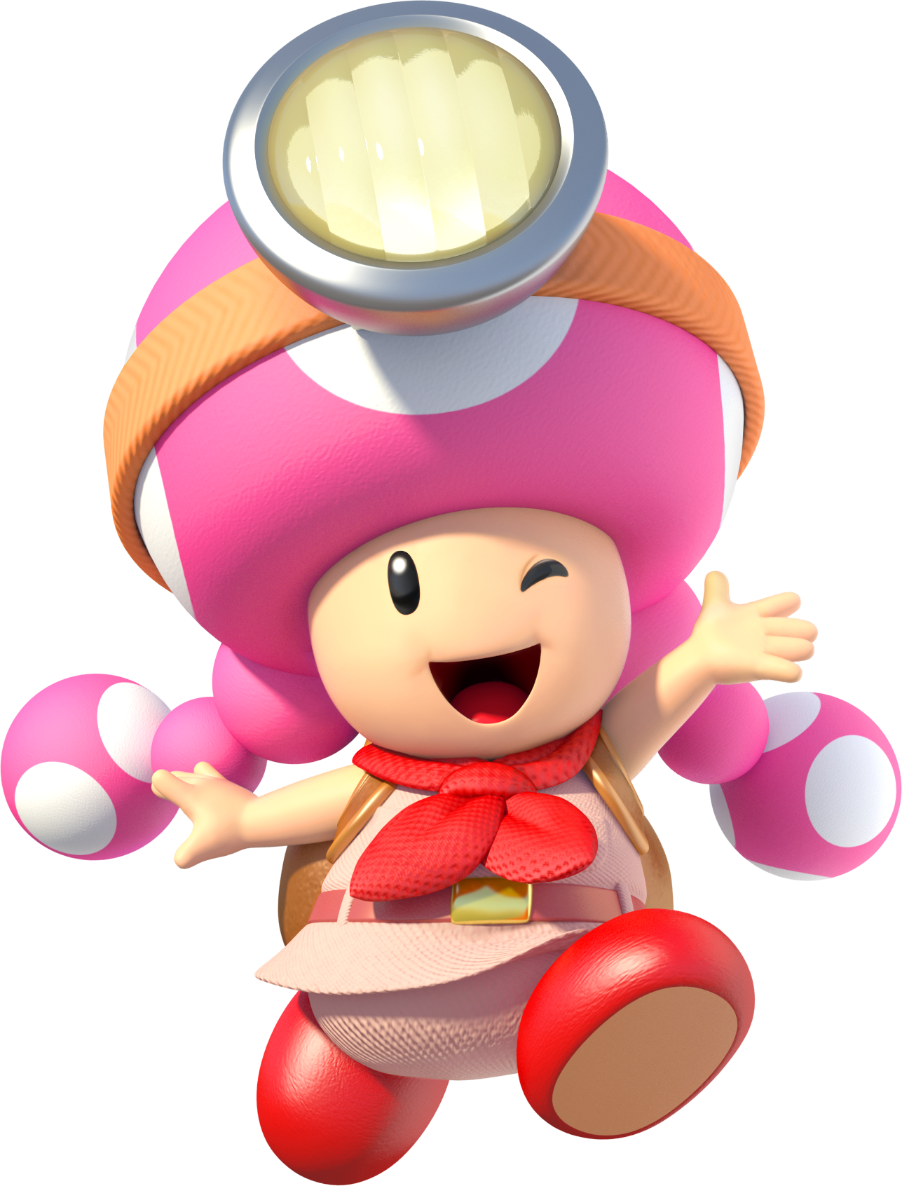 CTTT Artwork Toadette