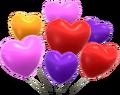 MKT Ballons cœurs