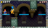NSMB2 Screenshot Larry
