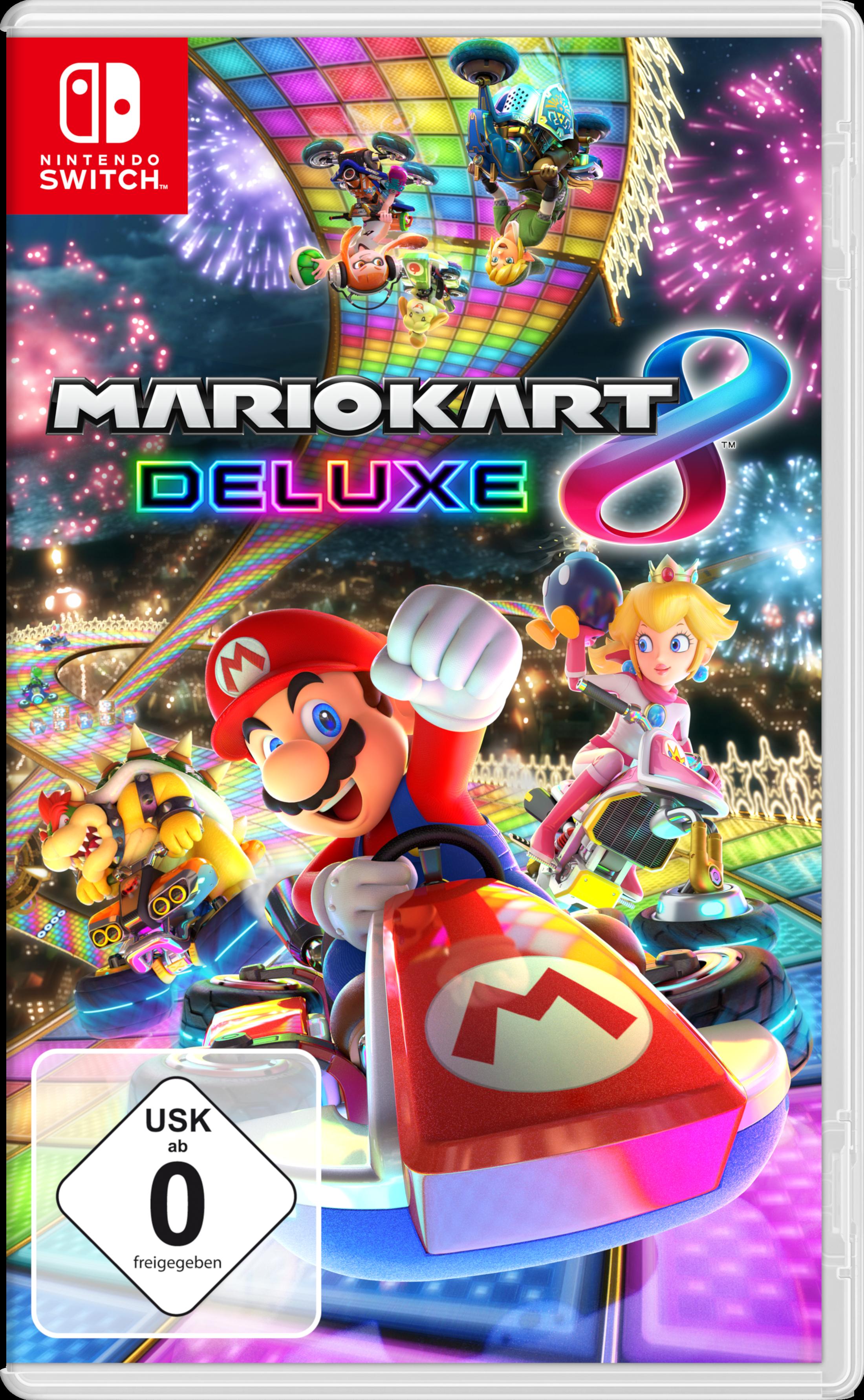 Mario Kart 8 Deluxe Mariowiki Fandom
