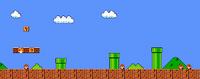 SMB World 1-1 NES 1