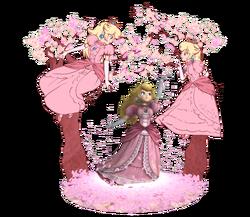 SSBB Peach Blossom Trophy