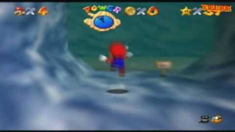 Super Mario 64 - 20 - Jolly Roger Bay Through The Jet Stream (N64)