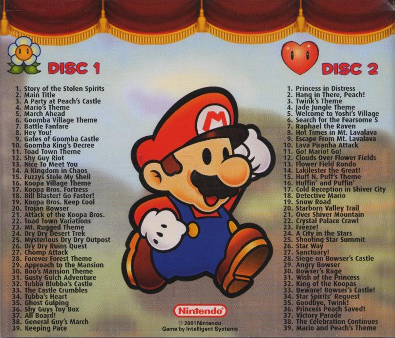 Paper Mario/soundtrack   MarioWiki   FANDOM powered by Wikia