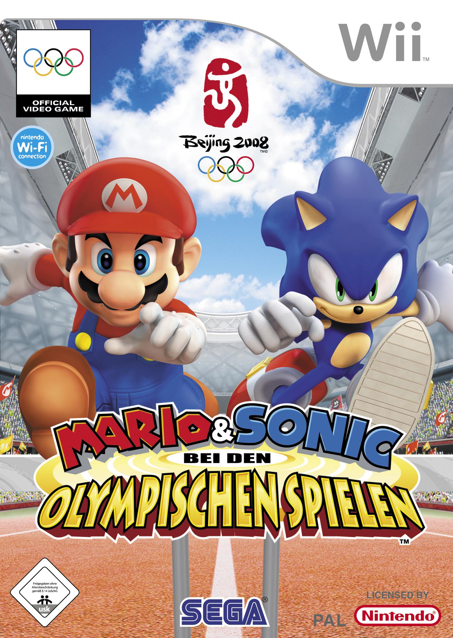 Mario Sonic Bei Den Olympischen Spielen Mariowiki Fandom
