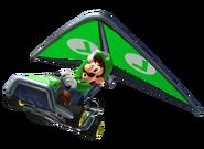 MK7 Artwork Luigi