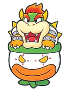 PM Artwork Bowser