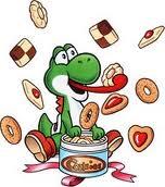Yoshi's cookie..