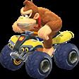 Donkey Kong MK8