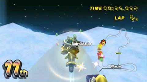MKWii Custom Track - N64 Frappe Snowland (made by Captain Kwark) RC1