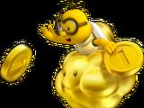 Lakitu dorado