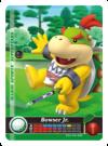 Carte amiibo Bowser Jr. golf