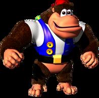 DK64 Artwork Chunky Kong