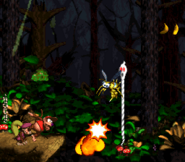 DKC2 Screenshot Geistergrube 8