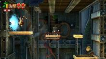 DKCTF Screenshot 1-3 Wrackwanderung (Secret-Exit Zugang)