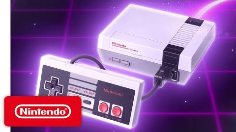 Introducing the Nintendo Entertainment System- NES Classic Edition