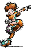MSF Artwork Daisy