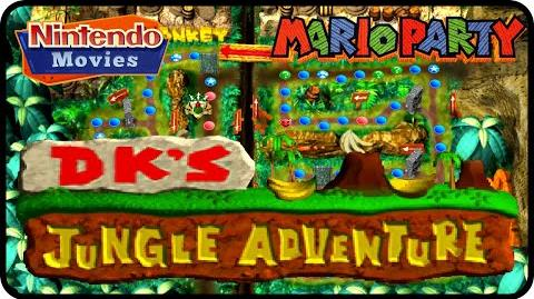Mario Party - DK's Jungle Adventure (Party Mode)