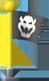 NSMBW Artwork Checkpoint-Flagge