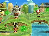 World 1-Cannon (New Super Mario Bros. Wii)