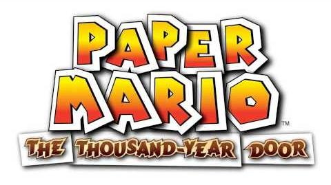 Boss - Grodus - Paper Mario The Thousand Year Door Music Extended