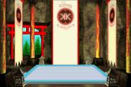 DKC3GBA Sprite Crankys Dojo