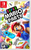 Jaquette Super Mario Party NTSC