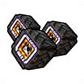 MKAGPDX Sprite 3x Square Tire