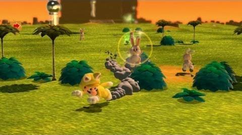Nintendo Direct 2013.10.1 出展映像 スーパーマリオ 3Dワールド