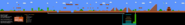 SMB World 1-1 NES level map