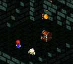 SMRPG Screenshot Flamme