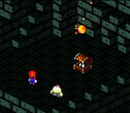 SMRPG Screenshot Flamme