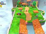 Mushroom Trampoline (Super Mario 3D World)