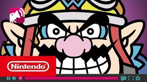 WarioWare Gold - Tráiler de la demo (Nintendo 3DS)