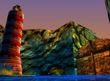 DK64 Screenshot Aqua Alptraum
