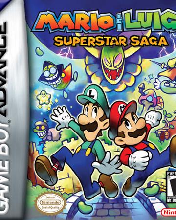 Mario Luigi Superstar Saga Mariowiki Fandom