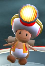 SMG2 Captain Toad Screenshot