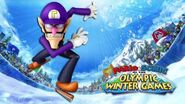 Waluigi Voice Clips Mario & Sonic at the Olympic Winter Games