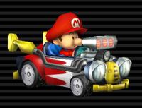 Doryphare Bébé Mario