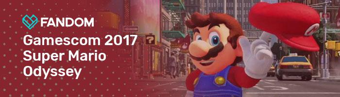FR Mario Gamescom