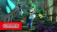 Luigi's Mansion 3 – Tráiler general (Nintendo Switch)
