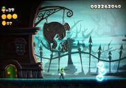 Luigi y el Rey Boo NSLU