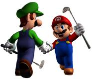 MGTT Artwork Mario & Luigi