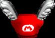 SM64 Sprite Federkappe