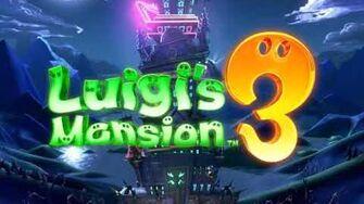 Amadeus Wolfgeist Piano 1 - Luigi's Mansion 3 Music Extended OST