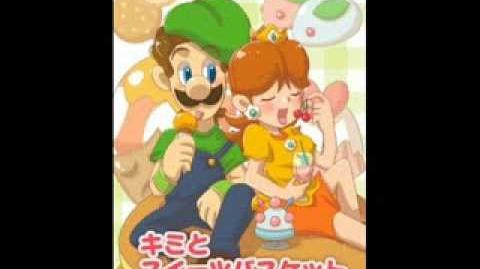 Call me maybe- Luigi x Daisy