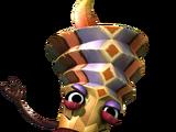 Akkordeon-Tiki