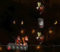 DKC Screenshot Aufgetankter Ärger