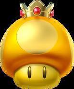 Golden Mushroom (Mario Kart 8)
